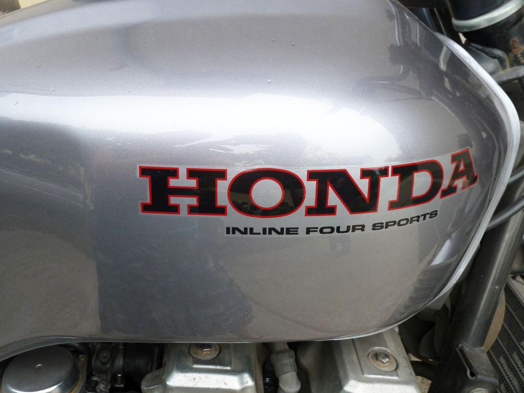 Honda CB 750 túramotor