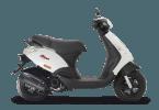 Piaggio Zip 50 4t  E4 2018 fehér robogó