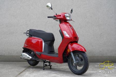 keeway Zahara 50 2021 modell 3