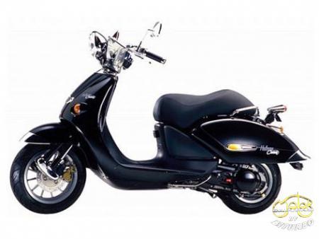 Aprilia Habana Custom 50 robogó