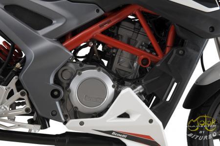 Benelli BN 251 naked bike 4
