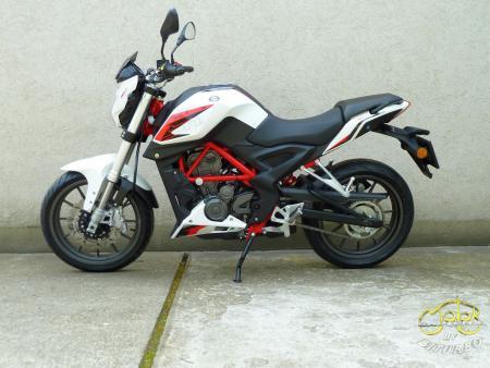 Benelli BN  251 naked bike 6