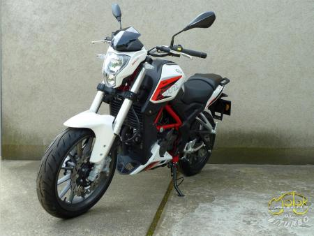 Benelli BN  251 naked bike 7
