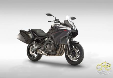 Benelli BN 600 GT túra sport motor 2