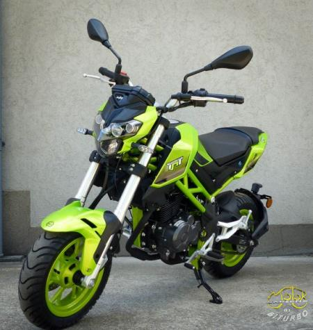 Benelli TNT 125 Lime 2020 3