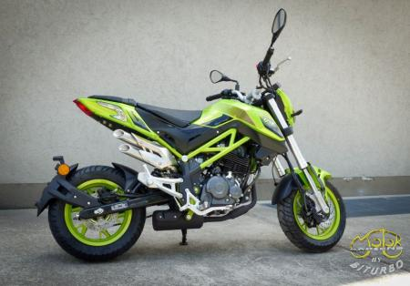 Benelli TNT 125 Lime 2020 6