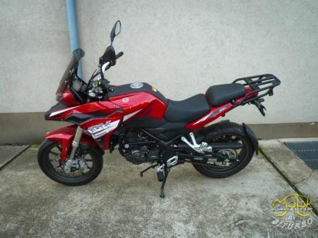 Benelli Trk 251 piros 5