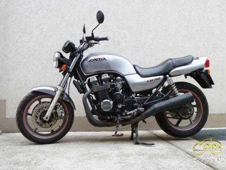 Honda CB 750 naked bike