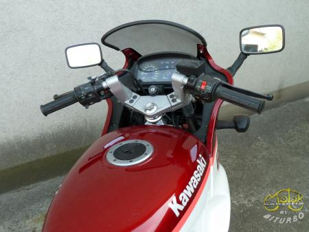 Kawasaki GPZ 500 S sportmotor 2