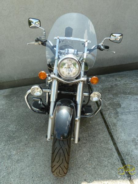 Kawasaki VN900 classic jeleje