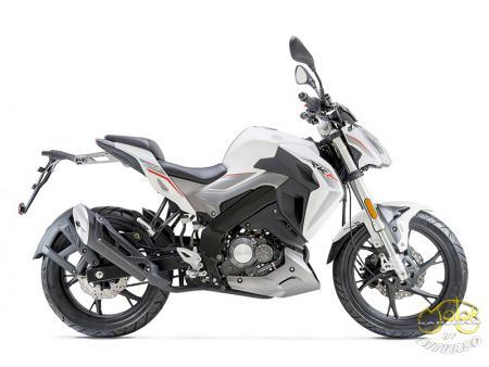 Keeway RKF 125_motor