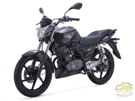Keeway RKS  125 motor 4