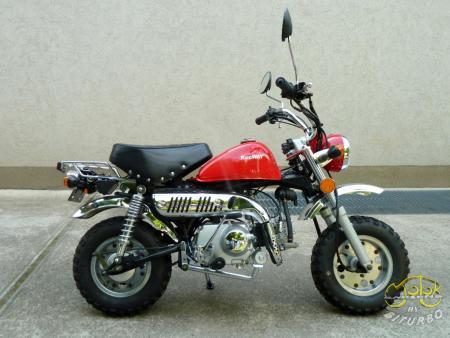 Keeway Monkey 50 motor 11