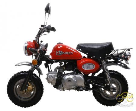 Keeway Monkey 50 motor 3
