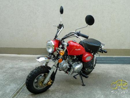 Keeway Monkey 50 motor 8