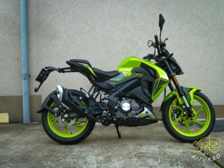 Keeway Rkf 125 full green 1