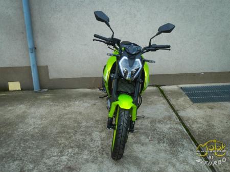 Keeway Rkf 125 full green 3