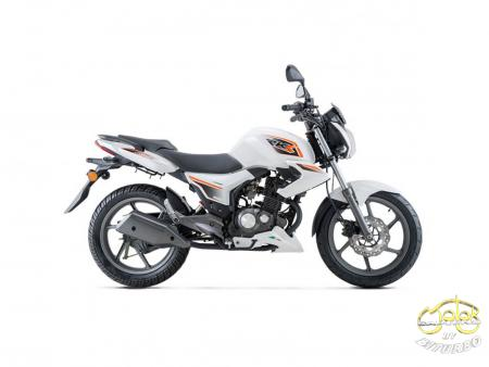 Keeway RKS Sport 125 motor