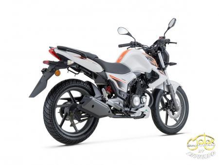 Keeway RKS  Sport 125 motor 4