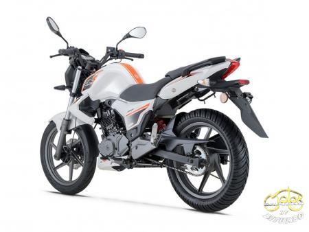 Keeway RKS  Sport 125 motor 5