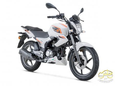 Keeway RKS  Sport 125 motor 6