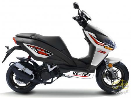 Keeway Xblade 50 robogó