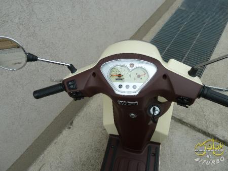 Keeway Zahara 125 robogó 6