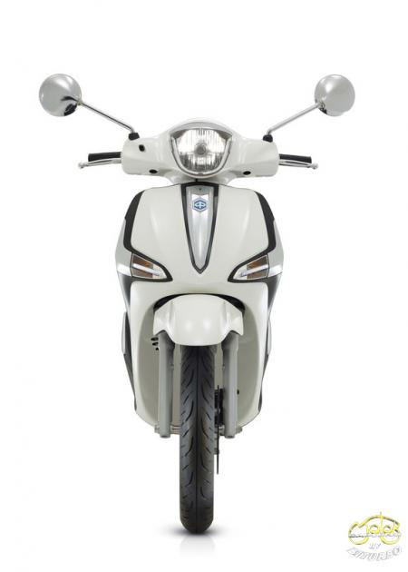 Piaggio Liberty 125 3V ABS E4 fehér 2
