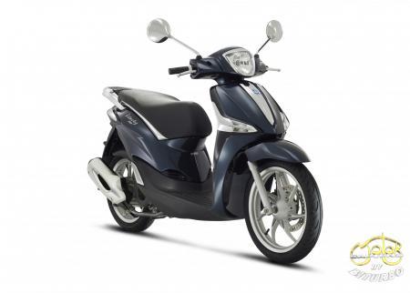 Piaggio Liberty 125 3V ABS E4 kék