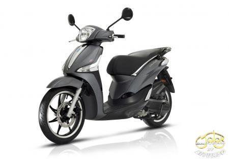 Piaggio Liberty 50 4T 3V S E4 fekete