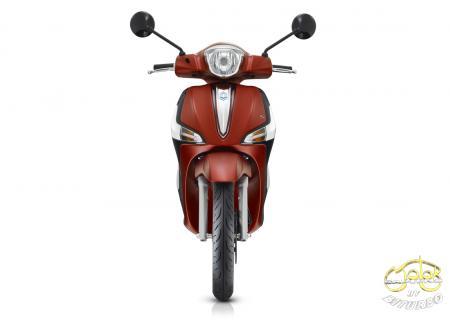 Piaggio Liberty 50 4T 3V S E4 piros 2
