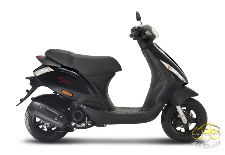 Piaggio Zip 50 4t  E4 2018 fekete robogó