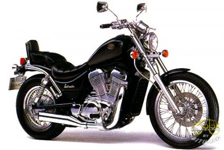 Suzuki Intruder 400 chopper