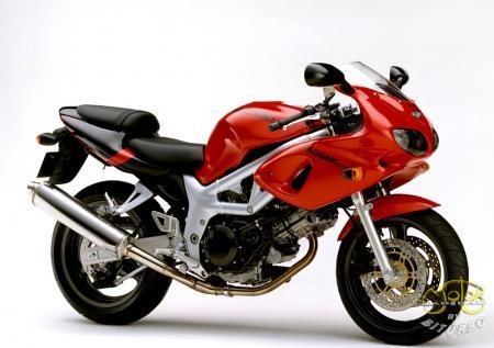 Suzuki SV 400 sportmotor