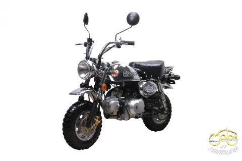 Keeway Monkey 50 motor 1