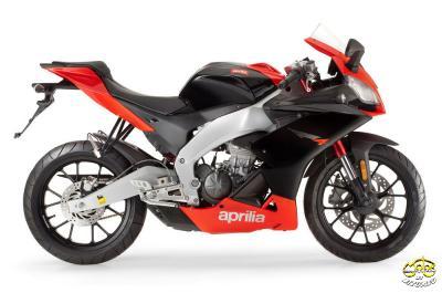 Aprilia RS50 sportmotor
