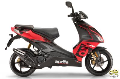 Aprilia SR  50 R E4 motorral 2018 modell