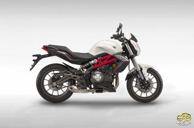 Benelli BN 302 naked bike 1
