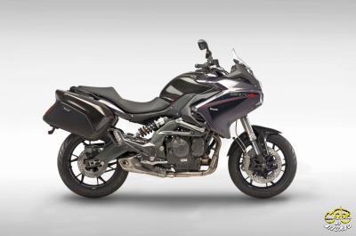 Benelli BN 600 GT túra sport motor 1