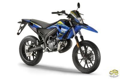 Derbi Senda X-treme 50 supermoto