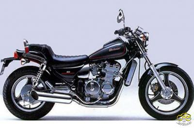 Kawasaki EL 400 Eliminator chopper