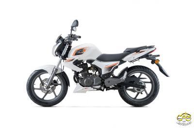 Keeway RKS  Sport 125 motor 1
