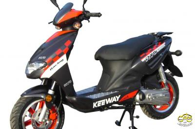 Keeway Ry8 50 2t robogó 3