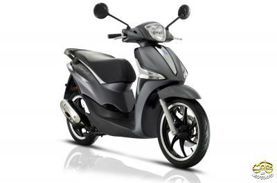 Piaggio Liberty 50 4T 3V S E4 fekete 1