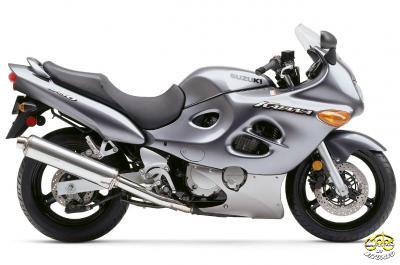 Suzuki GSX 750 Katana motor