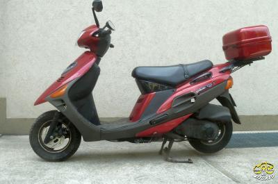 Suzuki AN Vecstar_150_robogó 1