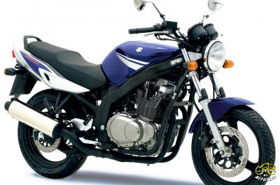 Suzuki GS 500 E naked bike