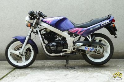 Suzuki GS 500 E naked bike 1