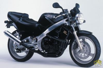 Suzuki GSX 250 Cobra naked bike