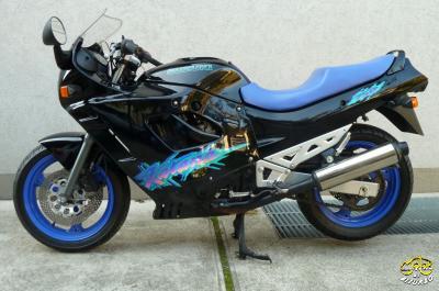 Suzuki GSX 750 Katana sportmotor 1